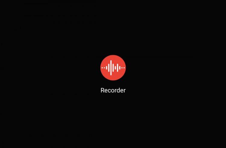 تطبيق مسجل صوت جوجل سيحصل على ميزة تعديل الصوت