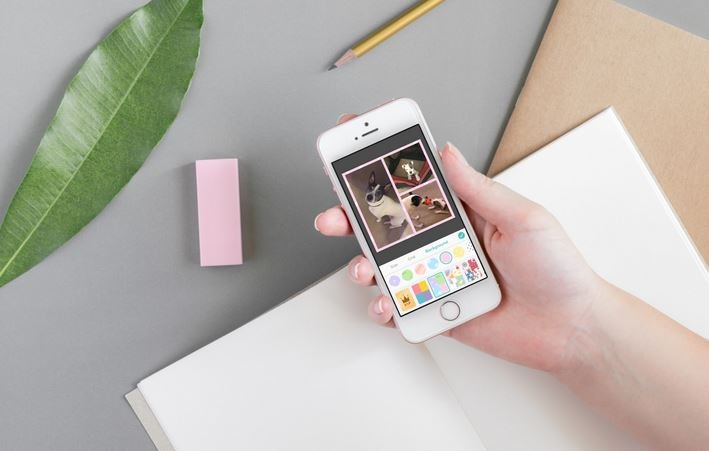 افضل تطبيقات تجميع الصور ودمجها لأجهزة الايفون والايباد تقتية تايمز